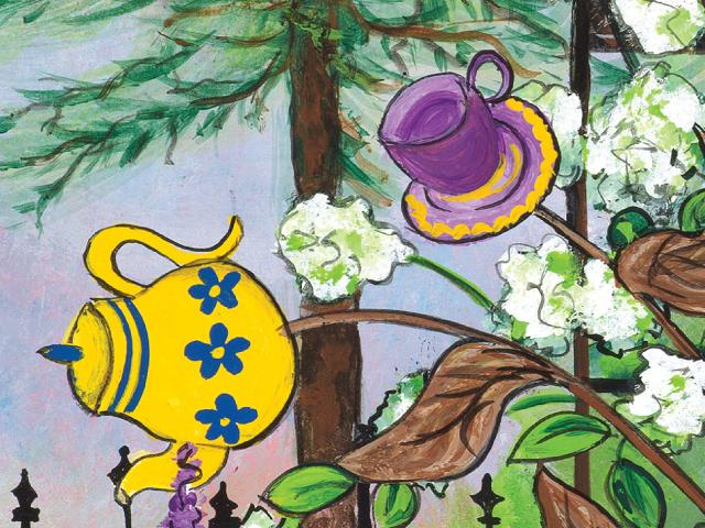 -Teacup Blooms